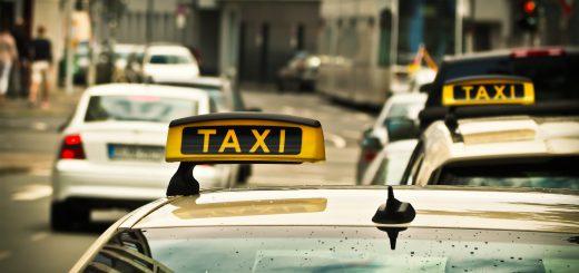 taxi chauffeurskaart