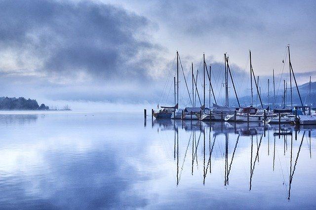 Vaak gehuurde boten om te varen of te vervoeren